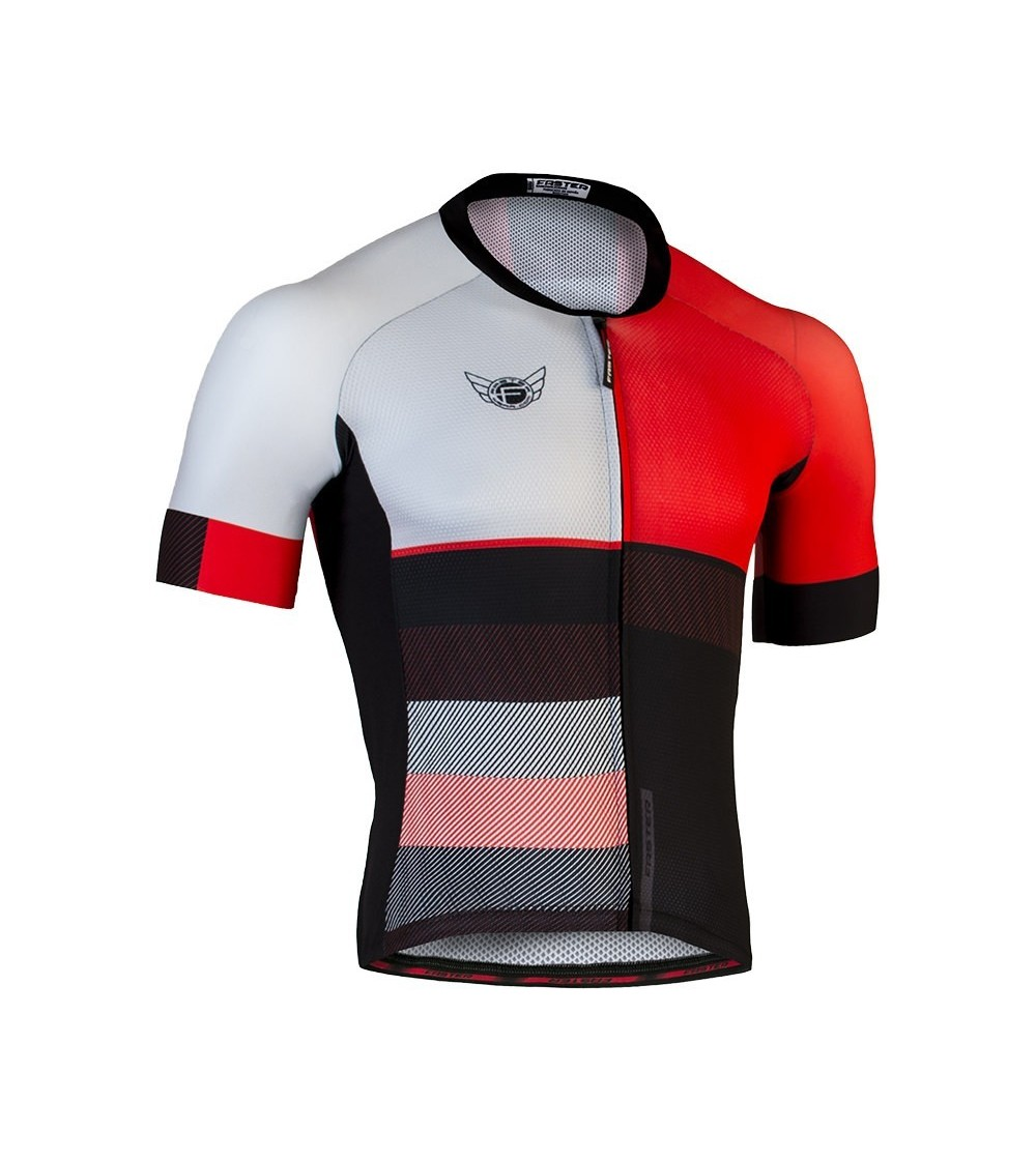 Maillot Faster Rouge